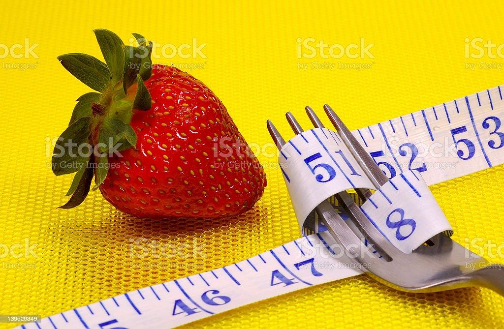 Eat Healthy 2 royalty-free stock photo