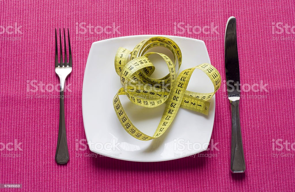 Eat healty food royalty-free stock photo