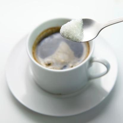 Tomar Menos De Azúcar Foto de stock y más banco de imágenes de Azúcar