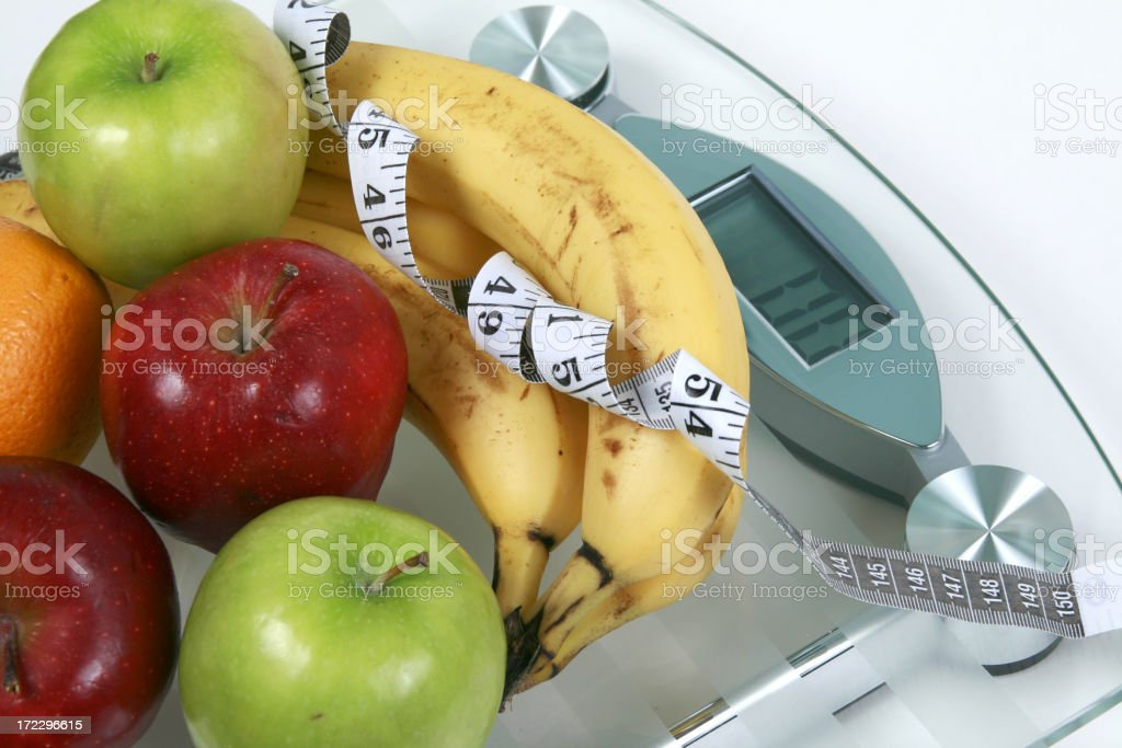 Eat Right, Weigh Less! royalty-free stock photo