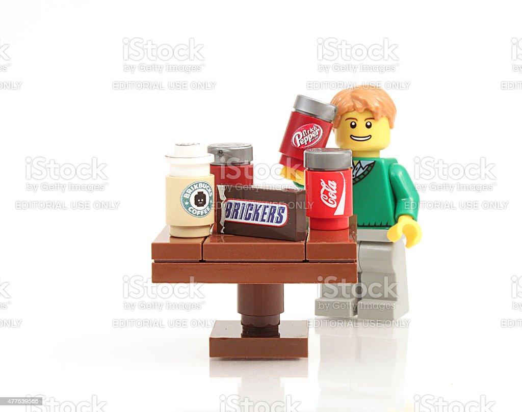 Eat Up! stock photo