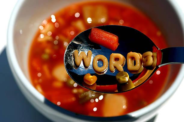 Essen Ihren Worte – Foto
