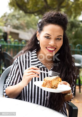 885959540 istock photo eating cake 502312770