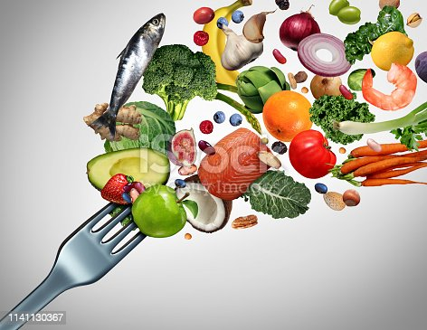 854725402 istock photo Eating Healthy Food 1141130367