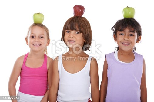 istock Eating healthy from an early age 462627269