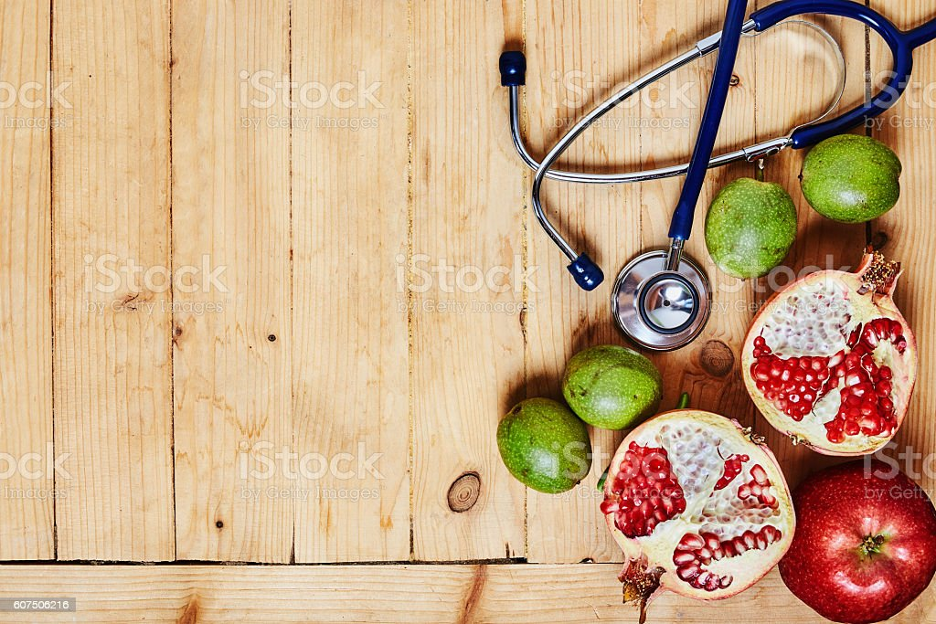 Eating healthy heart and cholesterol – Foto