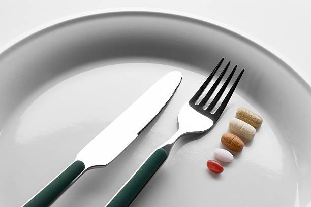 gesunde ernährung - killer workouts stock-fotos und bilder