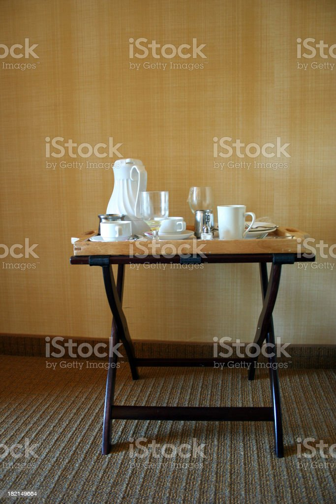 Eating in - Royalty-free Breakfast Stock Photo