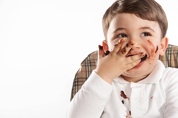 essen - kinderschokolade stock-fotos und bilder