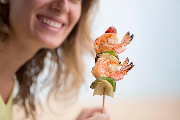 Essen und Meeresfrüchte – Foto