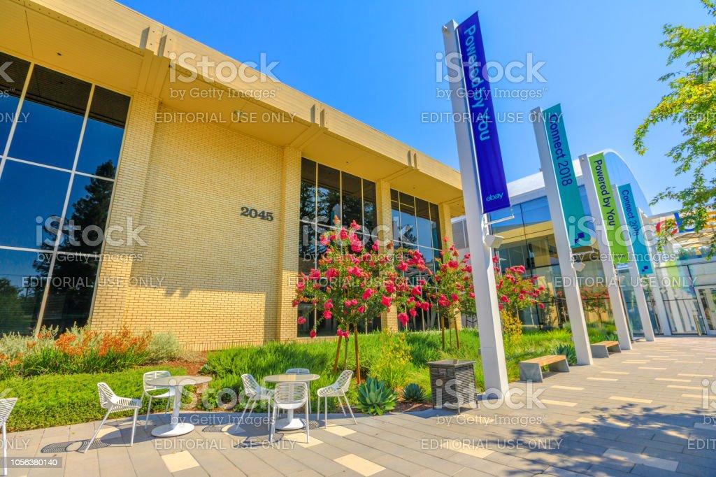 Ebay Campus Headquarters Stock Photo Download Image Now Istock