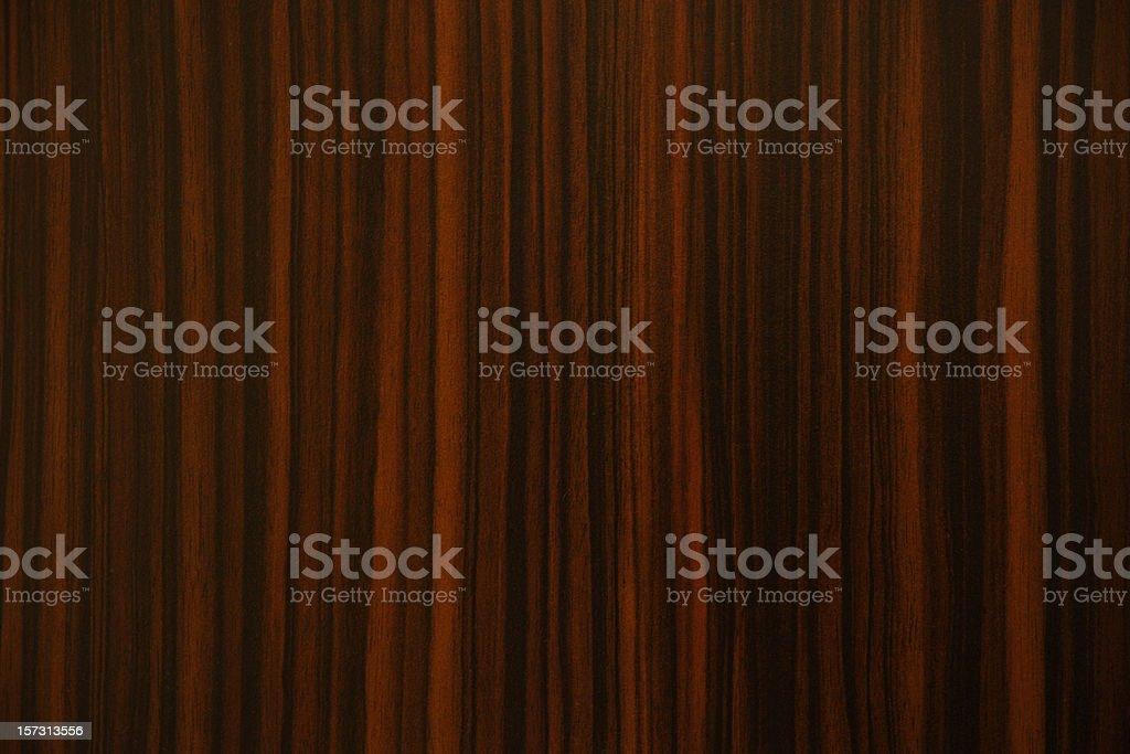 Ebony Wood Background royalty-free stock photo
