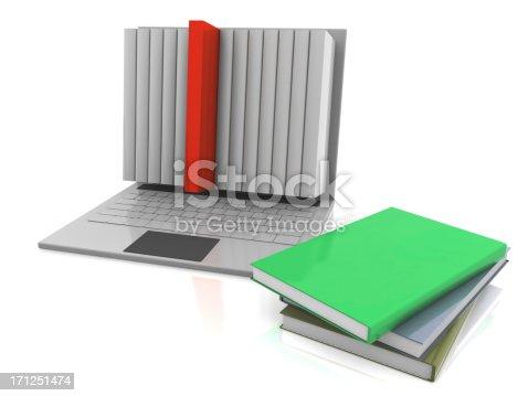 istock E-Book Concept 171251474