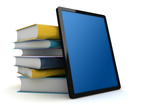 Ebook Reader Stock Photo - Download Image Now