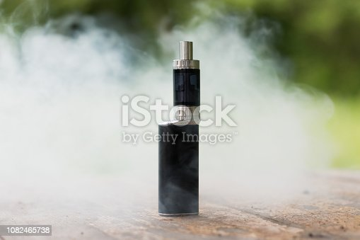 E-cigarette or vaping device