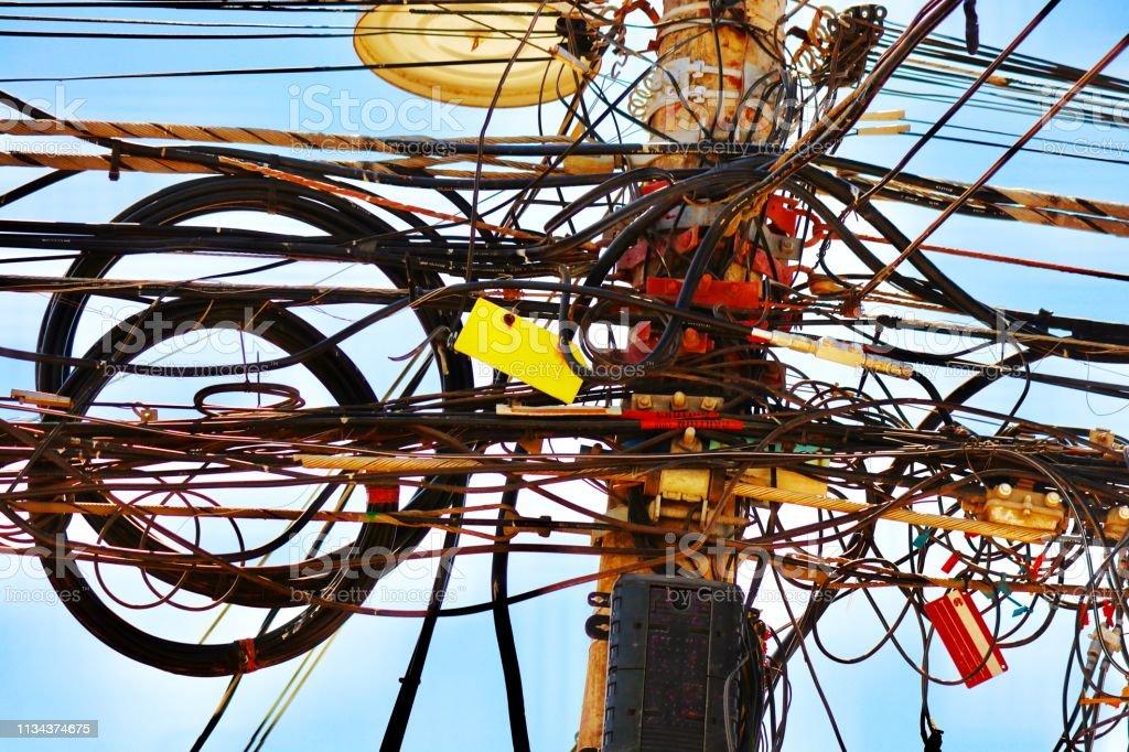 Système électrique éclectique - Photo