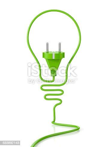 istock Eco bulb concept 533892143