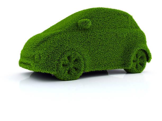 eco auto - automobile con biodiesel foto e immagini stock