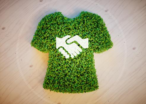 Concetto Di Eco Moda - Fotografie stock e altre immagini di Abbigliamento