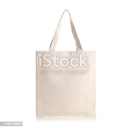 High quality premium canvas tote bag