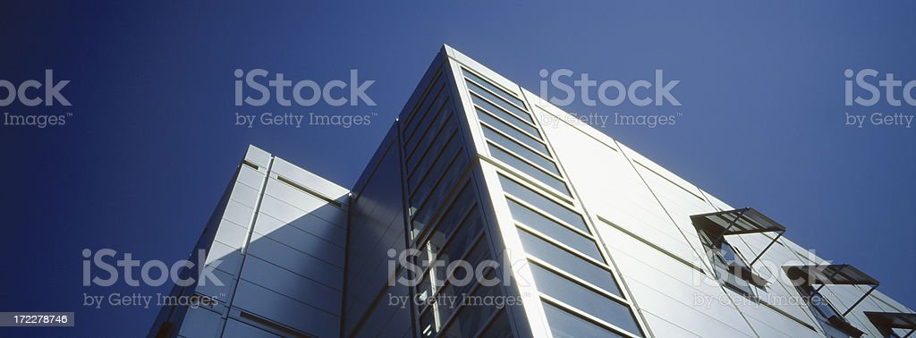 Eco Friendly Building 2 royalty-free stock photo