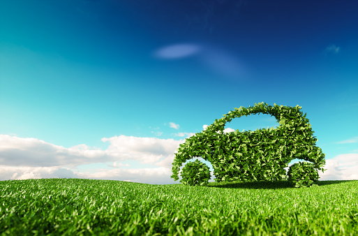 green transportation stock photos