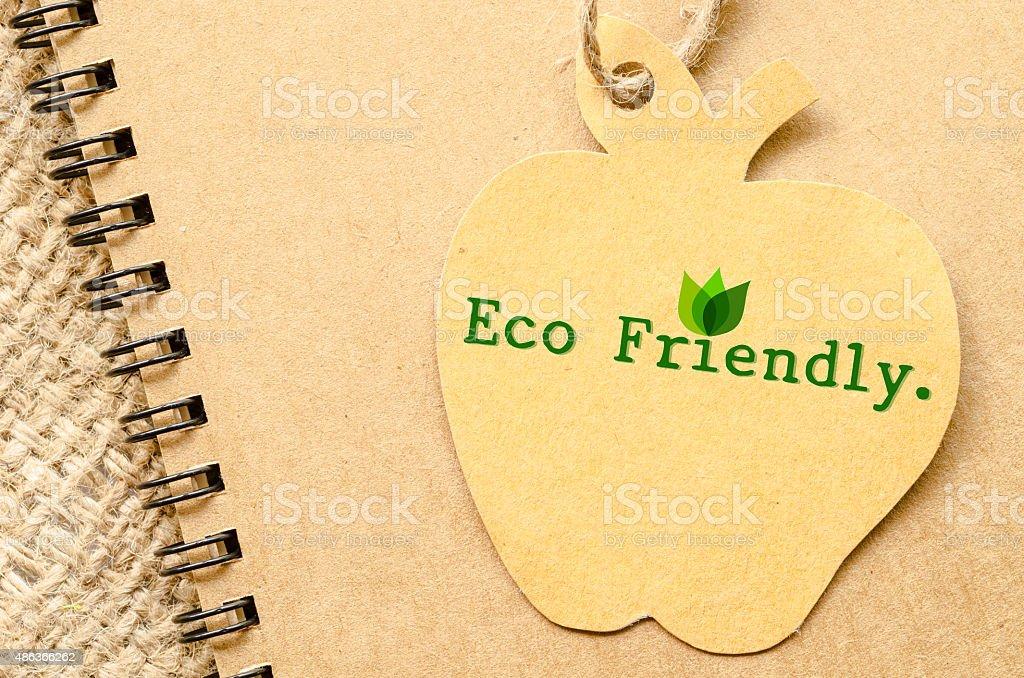 Eco friendly concept. stock photo