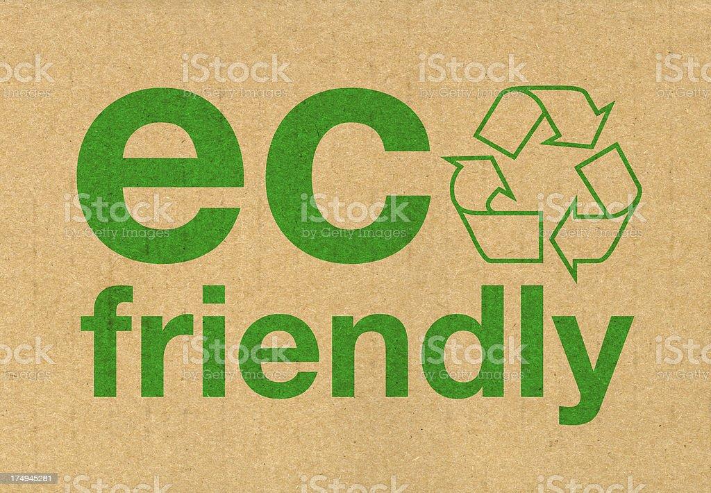 eco friendly royalty-free stock photo