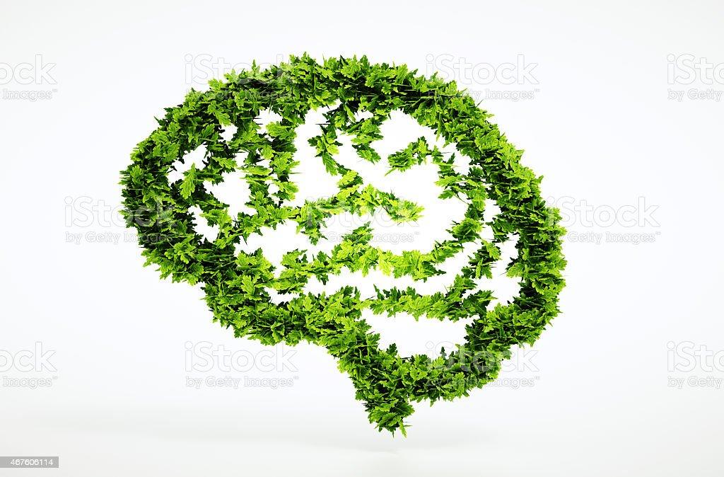 Eco nature Intelligenz Konzept – Foto