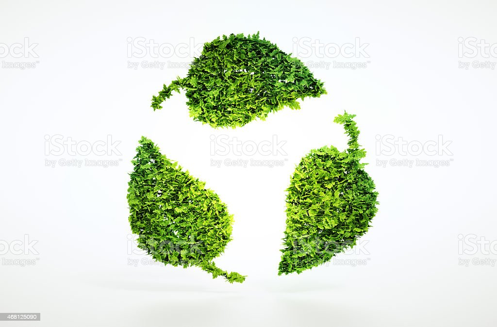 Concepto Eco sostenible. - foto de stock