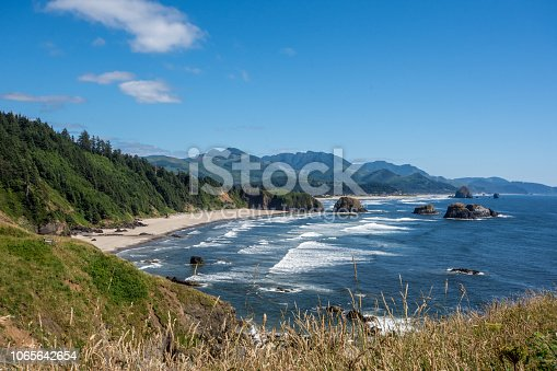 istock Ecola State Park in Oregon on a sunny summer day 1065642654