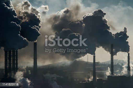 istock Ecological catastrophy 1141520118