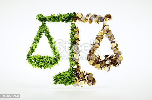 Balance between ecology and business