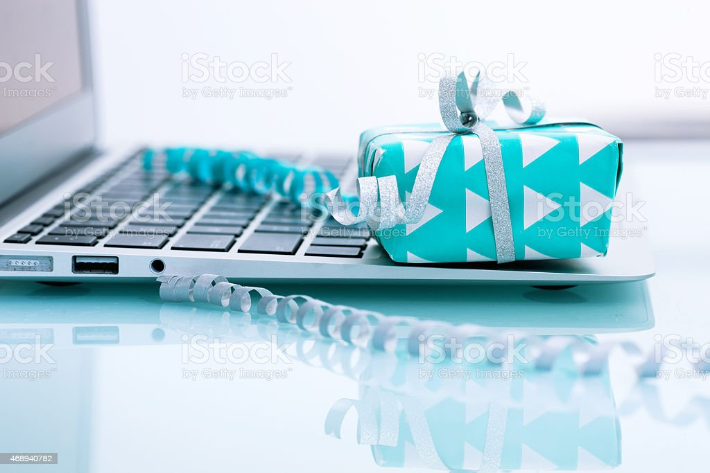 E-commerce. Acheter en ligne concept - Photo