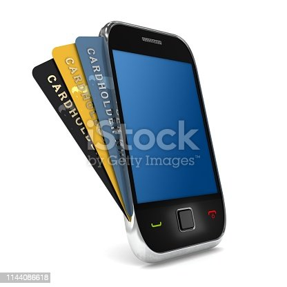 istock E-commerce online shopping marketing mobile phone 1144086618
