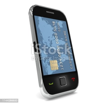 istock E-commerce online shopping marketing mobile phone 1144086650