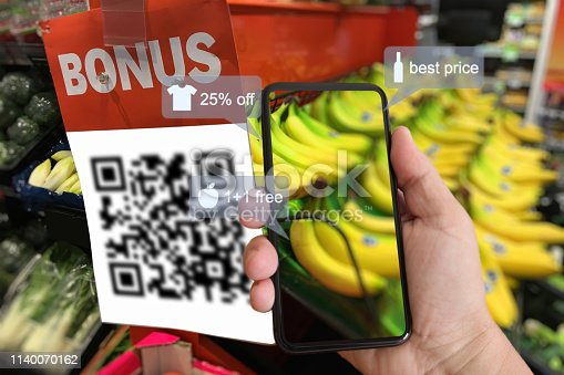 istock E-commerce online shopping marketing supermarket mobile phone 1140070162