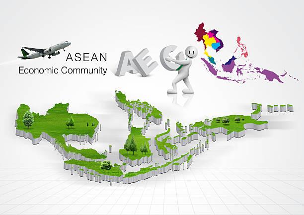 ASEAN Wirtschaftsgemeinschaft, Konzept, NCAA-Abteilung AEC – Foto
