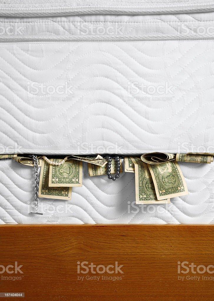 Economic crisis royalty-free stock photo