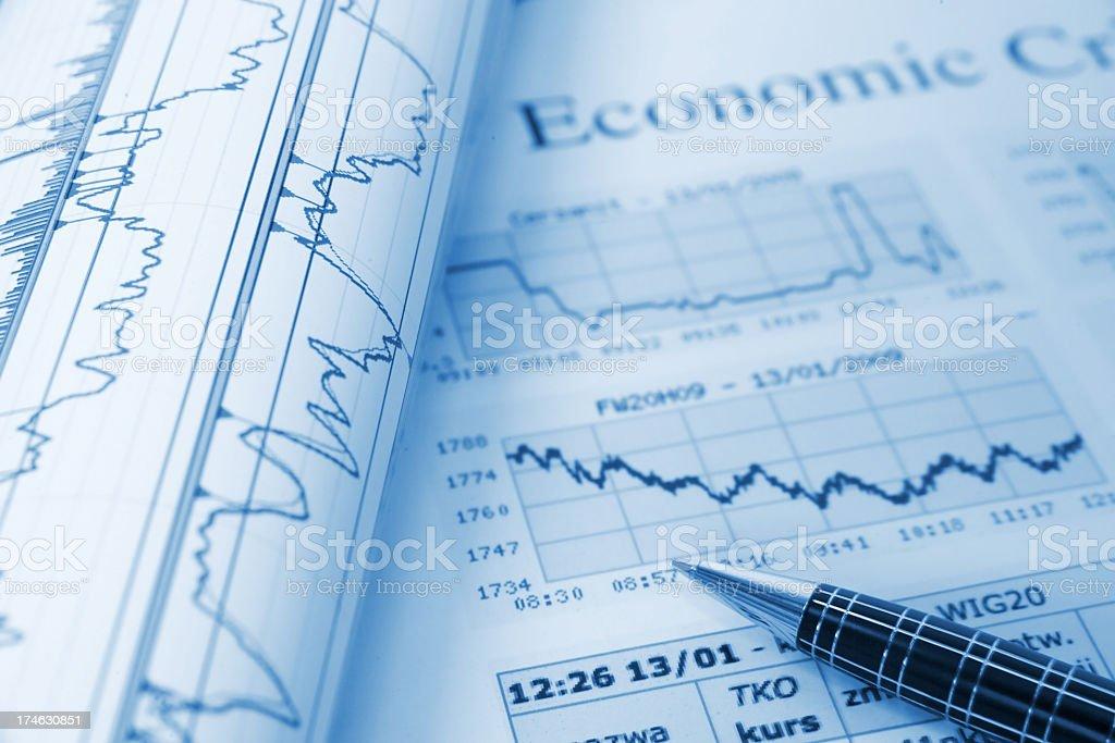 Wirtschaftliche Krise – Foto