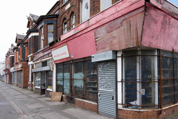 Economic depression, closed shops