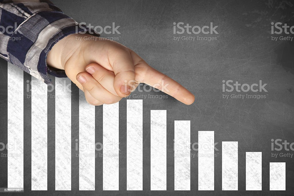 economic depression stock photo