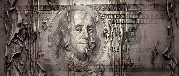 economic depression - dirty money bildbanksfoton och bilder