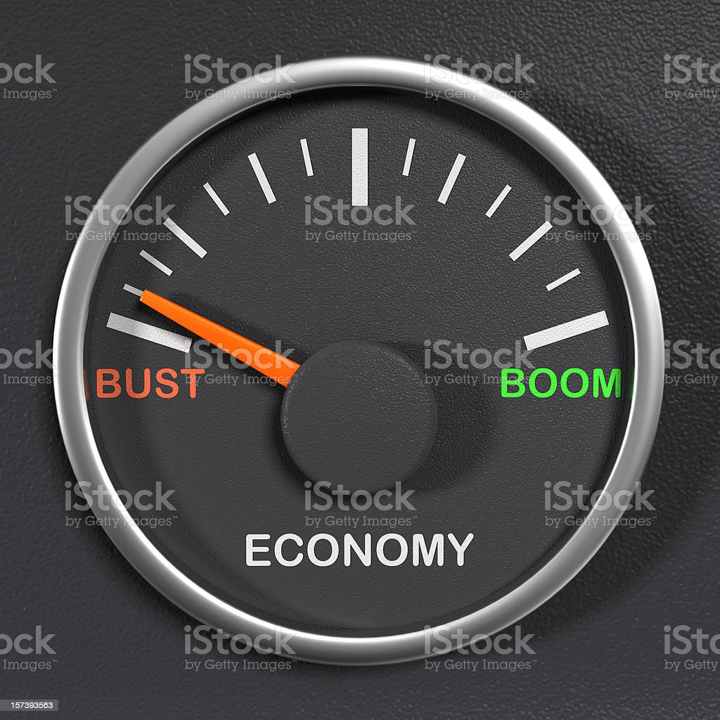 Wirtschaftliche Gauge – Foto