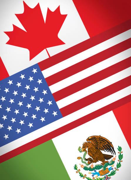 tlc comercio económico - bandera mexico fotografías e imágenes de stock