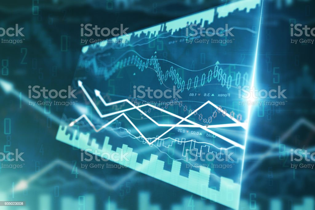 Wirtschaft und Handel Konzept – Foto