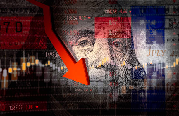 wirtschaftscrash - börsencrash stock-fotos und bilder