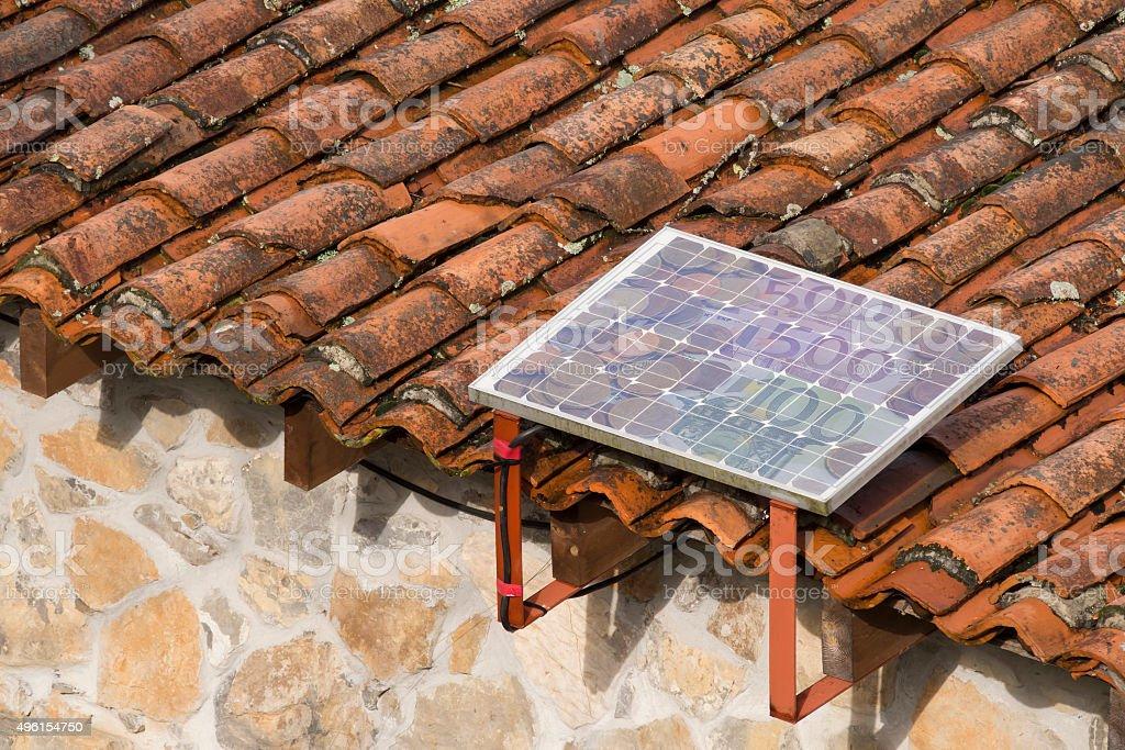 Economy energy stock photo