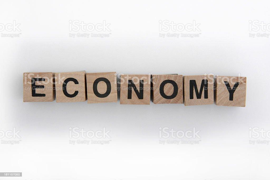 Economy royalty-free stock photo