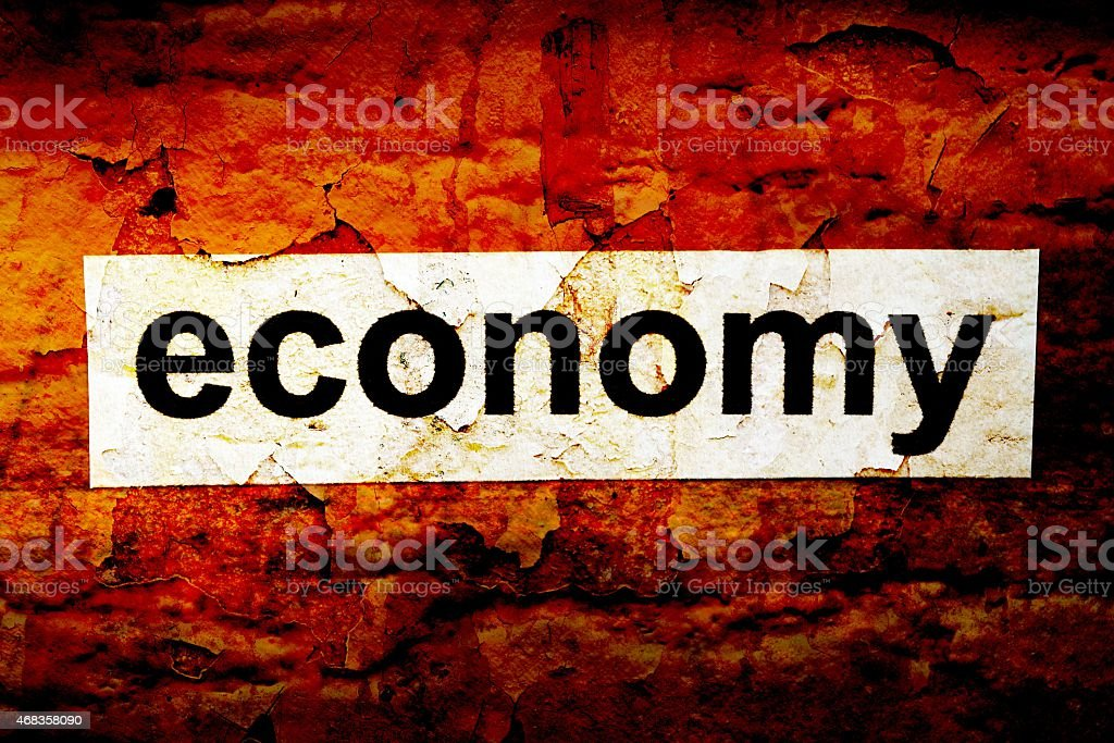 Economy royalty-free stock photo
